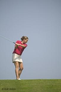 photo of golf clothes