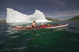 photo of Ocean Kayaking Iceberg Adventure