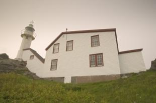 photo of lobster cove lighthouse Newfoundland