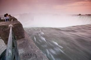 photo of Niagara Falls Horseshoe Falls