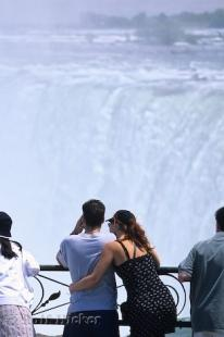 photo of Niagara Falls Tourists Ontario