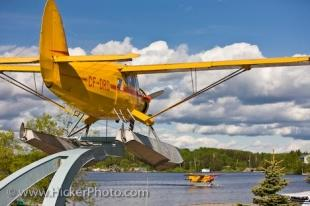 photo of Norseman Bush Plane Red Lake Ontario Canada