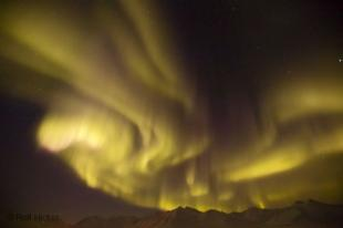 photo of northern lights alaska