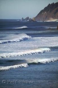 photo of Beautiful Pacific Ocean Scenery Oregon