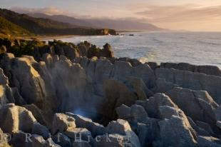 photo of Pancake Rocks Punakaiki New Zealand