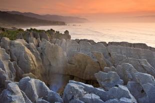 photo of Paparoa National Park Pancake Rocks New Zealand