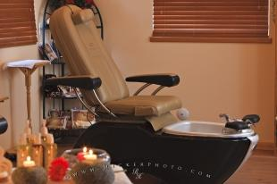 photo of Pedicure Chair Relaxing Day Spa Picture