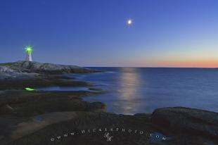 photo of Peggys Cove Lighthouse St Margarets Bay Nova Scotia