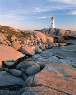 photo of Peggys Cove