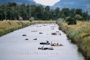 photo of penticton river channel