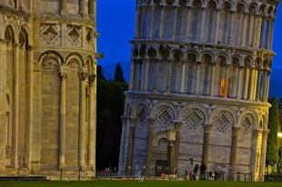 photo of Pisa Architecture Leaning Tower Duomo Tuscany Italy