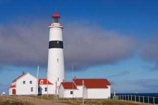 photo of Point Amour Lighthouse Labrador