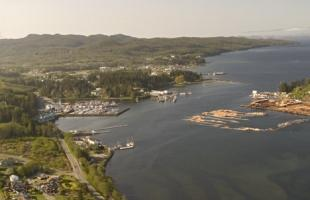 photo of Port Hardy Bay Vancouver Island