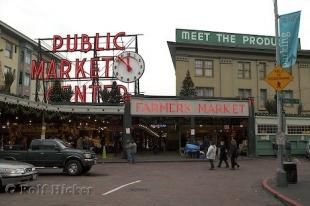 photo of Public Marketplace Seattle
