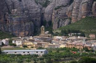 photo of Quaint Aguero Village Aragon Spain