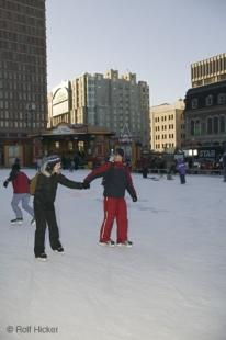 photo of Romantic Ice Skating