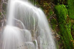 photo of Rainforest Waterfall Pristine Scenery