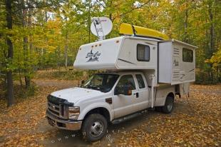 photo of Restoule Provincial Park Camping Ontario