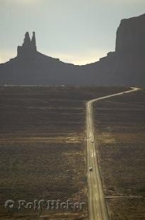 photo of Road Monument Valley