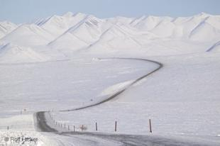 photo of James Dalton Highway Winter Road Pictures