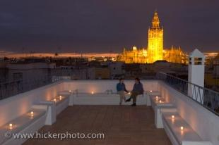 photo of Romantic Banos Arabes La Giralda Sevilla Cathedral Spain