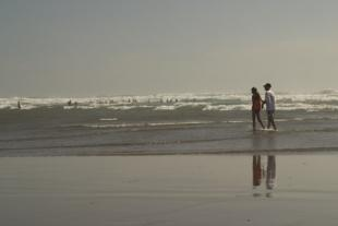 photo of Romantic Beach Couple