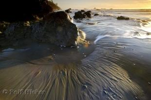 photo of Ruby Beach Sunset Picture
