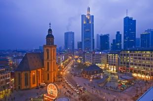 photo of Saint Katherines Church Frankfurt City Centre