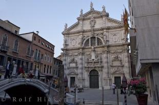 photo of San Moise Church Venice Italy