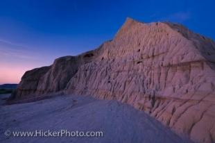 photo of Scenic Sandstone Formation Saskatchewan