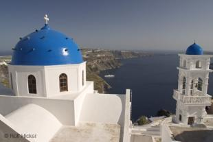 photo of Classic Church Santorini Picture