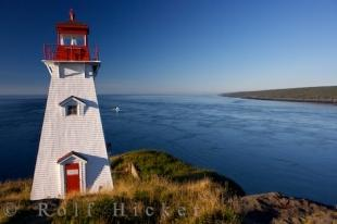 photo of Scenic Lighthouse Bay Of Fundy