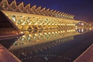 photo of Science Museum Valencia Spain