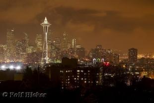 photo of Seattle Night Picture
