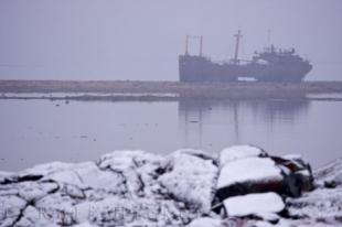 photo of Shipwreck Bird Cove Churchill Manitoba