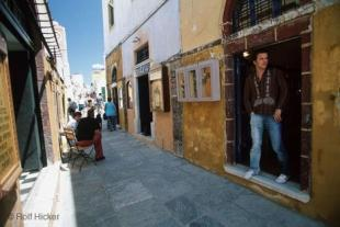 photo of shopping santorini