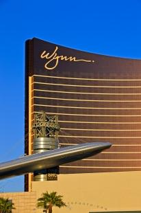 photo of Wynn Hotel Fashion Show Mall Architecture Sin City