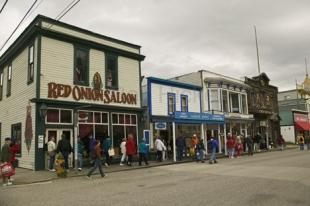 photo of Skagway Alaska
