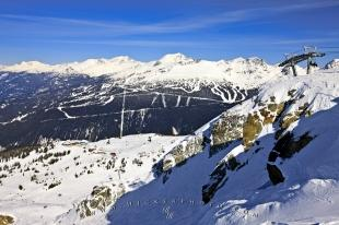 photo of Marked Ski Trails Blackcomb Mountain