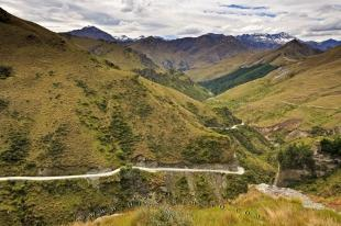 photo of Skippers Canyon Queenstown Central Otago New Zealand