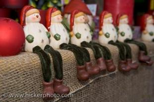 photo of Snowman Christmas Decorations Hexenagger Castle Markets