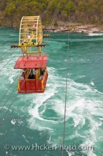 photo of Spanish Aero Car Whirlpool Rapids Niagara River Ontario