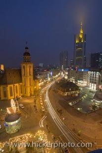 photo of St Katherines Church City Of Frankfurt Hessen Germany