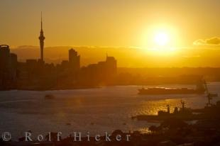 photo of Sun Picture Waitemata Harbour City Of Auckland New Zealand