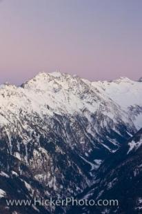 photo of Sunset Snowcapped Mountains Hohe Tauren National Park Wildkogel Austria