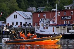 photo of Telegraph Cove Coast Guard