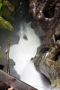 photo of The Chasm Milford Sound Fiordland NP