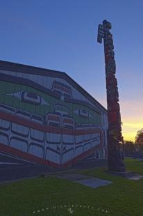 photo of Thunderbird Park Totem Victoria