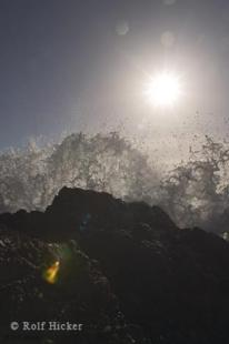 photo of Crashing Tidal Waves