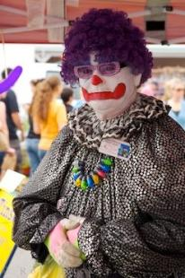 photo of Tinsel Clown Fredericton New Brunswick